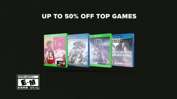 GameStop Game Days Sale TV Spot, 'Holidays: Bell Jingle' - Thumbnail 10