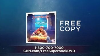 CBN Superbook TV Spot, 'The First Christmas: The Birth of Jesus' - Thumbnail 8
