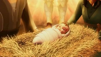 CBN Superbook TV Spot, 'The First Christmas: The Birth of Jesus'