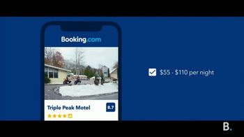 Booking.com TV Spot, 'Tyler's Resolution' Song by John Denver - Thumbnail 7