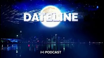 Dateline Podcast TV Spot, 'Holiday Binge'