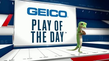 GEICO TV Spot, 'Play of the Day: Nyheim Hines' - Thumbnail 1