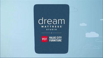 Value City Furniture Dream Mattress Studio TV Spot, 'Cartoon Mattress Shopping' - Thumbnail 6