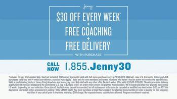 Jenny Craig Jenny 30 TV Spot, 'Ready for Results?' - Thumbnail 10