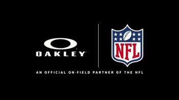 Oakley TV Spot, 'NFL: Improved Performance' - Thumbnail 1