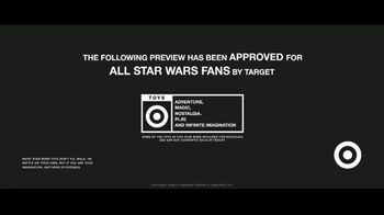 Target TV Spot, 'Approved for All Star Wars Fans' - Thumbnail 1