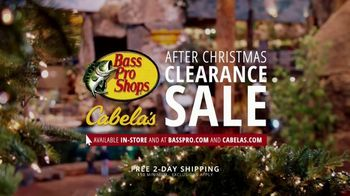 Bass Pro Shops After Christmas Clearance Sale TV Spot, 'Apparel, Footwear, Fishing Gear and Toys' - Thumbnail 9
