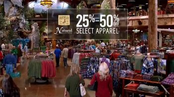 Bass Pro Shops After Christmas Clearance Sale TV Spot, 'Apparel, Footwear, Fishing Gear and Toys' - Thumbnail 5
