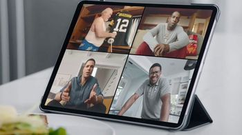 Frito Lay TV Spot, 'Group Chat' Ft. Tony Gonzalez, Deion Sanders, Terry Bradshaw, Michael Irvin