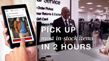 Macy's TV Spot, 'Check Out What's New' - Thumbnail 6