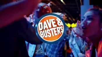 Dave and Buster's Eat and Play Combo TV Spot, 'Holidays: Food and Fun' - Thumbnail 1