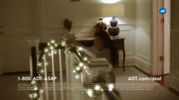 ADT Holiday Sale TV Spot, 'Santa's Believer'