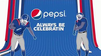 Pepsi TV Spot, 'NFL: Always Be Celebrating'  Song by The Kinnardlys - Thumbnail 1