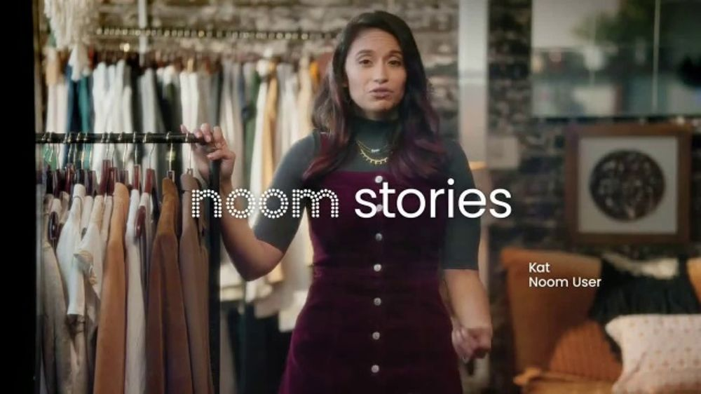 Noom TV Commercial, 'Noom Stories: Simple Things'