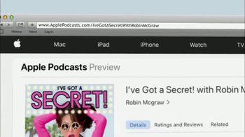 I've Got A Secret! With Robin McGraw TV Spot, 'Guests' - Thumbnail 5