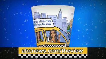 ABC TV Spot, 'The View Season 23 Mug' - Thumbnail 9