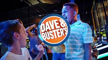Dave and Buster's TV Spot, 'Holidays: Hot Wheels King of the Road Game' - Thumbnail 1
