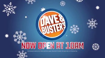 Dave and Buster's TV Spot, 'Holidays: Hot Wheels King of the Road Game' - Thumbnail 9