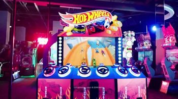 Dave and Buster's TV Spot, 'Holidays: Hot Wheels King of the Road Game' - 751 commercial airings