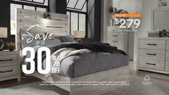 Ashley HomeStore New Year's Sale TV Spot, '30% Off: Upholstered Sofa' Song by Midnight Riot - Thumbnail 3