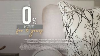 Ashley HomeStore New Year's Sale TV Spot, '30% Off: Upholstered Sofa' Song by Midnight Riot - Thumbnail 4