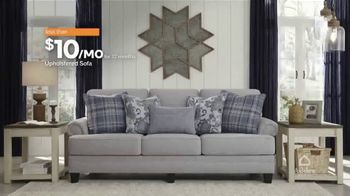 Ashley HomeStore New Year's Sale TV Spot, '30% Off: Upholstered Sofa' Song by Midnight Riot - Thumbnail 5