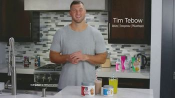 KetoLogic TV Spot, 'Keto 30 Challenge: New Year's Resolution' Featuring Tim Tebow