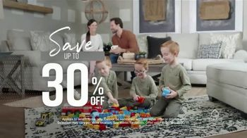 Ashley HomeStore New Year's Sale TV Spot, '30% Off: Queen Panel Beds' Song by Midnight Riot - Thumbnail 3