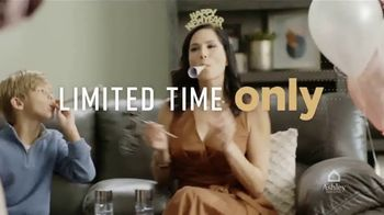 Ashley HomeStore New Year's Sale TV Spot, '30% Off: Queen Panel Beds' Song by Midnight Riot - Thumbnail 6