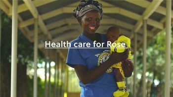 WE.org TV Spot, 'Changing Real Lives Starts With You'