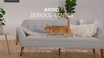 PrettyLitter TV Spot, 'Story of Two Kitties' - Thumbnail 7