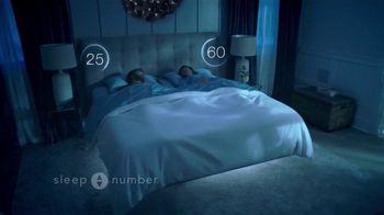 Sleep Number 360 Smart Bed TV Spot, 'Zero Percent Interest for 48 Months'