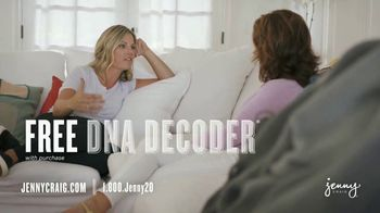 Jenny Craig TV Spot, 'DNA Program' - Thumbnail 6