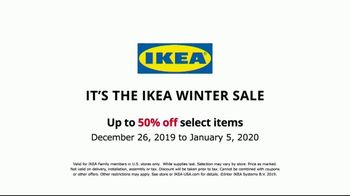 IKEA Winter Sale TV Spot, 'Also Known As' - Thumbnail 9