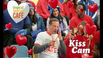 Tropical Smoothie Cafe TV Spot, 'The Kiss Cam'