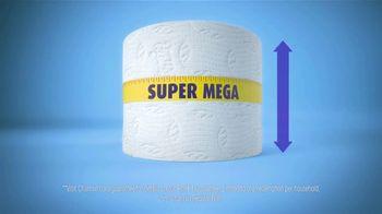 Charmin Super Mega Roll TV Spot, 'A Roll That Lasts' - Thumbnail 7