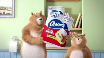 Charmin Super Mega Roll TV Spot, 'A Roll That Lasts'