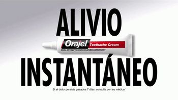 Orajel 4X Medicated TV Spot, 'Alivio inmediato' [Spanish] - Thumbnail 8