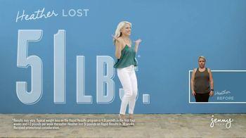 Jenny Craig TV Spot, 'DNA Kit and 8 Days of Food' - Thumbnail 9