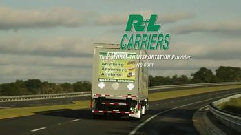 R+L Carriers TV Spot , 'Strength and Stability' - Thumbnail 9
