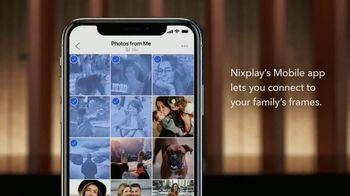 Nixplay TV Spot, 'America's #1 Digital Photo Frame is on Everyone's Wishlist This Year' - Thumbnail 6