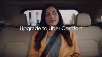 Uber Comfort TV Spot, 'Upgrade to Uber Comfort' Song by Stealers Wheel - Thumbnail 7