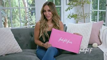 FabFitFun.com TV Spot, 'Good Day' Featuring Melissa Gorga