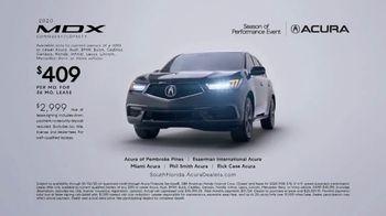 Acura Season of Performance Event TV Spot, 'Fun Stuff: MDX' [T2]