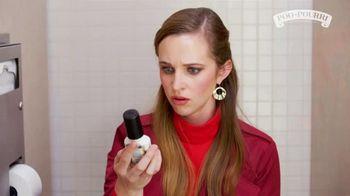 Poo~Pourri TV Spot, 'Courtesy Flushing? Not Courteous At All.'