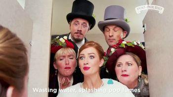 Poo~Pourri TV Spot, 'Courtesy Flushing? Not Courteous At All.' - Thumbnail 5