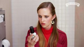 Poo~Pourri TV Spot, 'Courtesy Flushing? Not Courteous At All.'