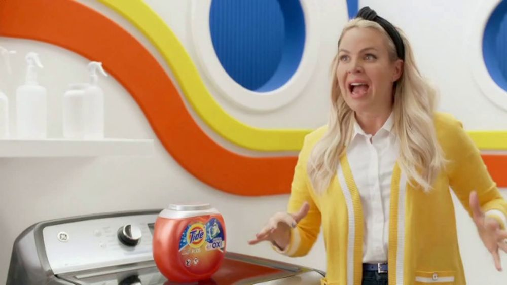 Tide Pods Ultra Oxi Tv Commercial Laundry Truths With