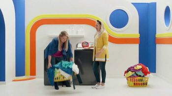 Tide PODS Ultra OXI TV Spot, 'Laundry Truths With Cat and Nat' - Thumbnail 2