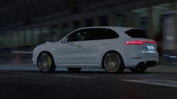 Porsche Cayenne TV Spot, 'Blur' [T2]